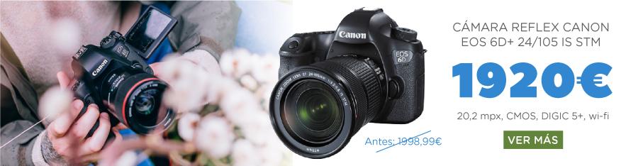 Oferta reflex Canon
