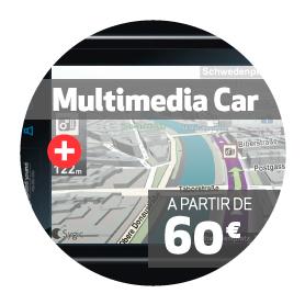 instalación multimedia car