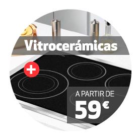 instalación vitrocerámicas
