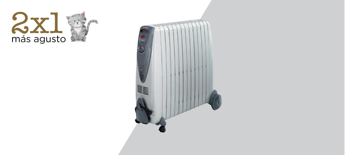 2x1 radiadores de aceite