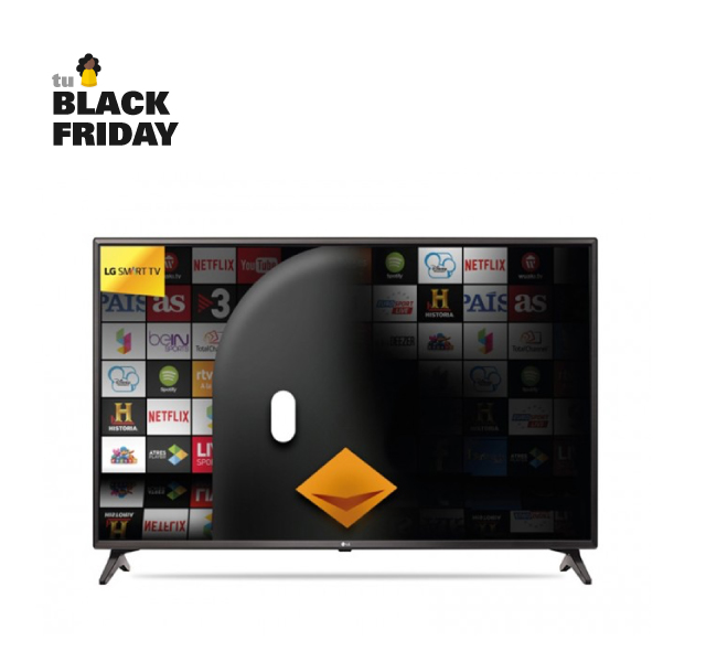 oferta black friday televisor 32lj610