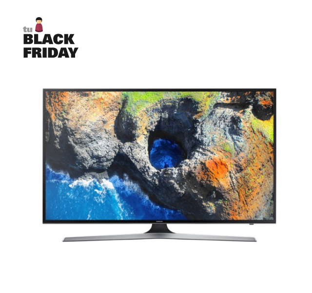 oferta black friday televisor samsung 43mu6125