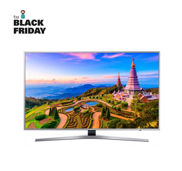oferta black friday televisor samsung 49mu6405