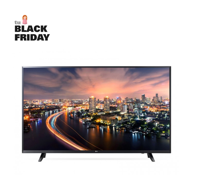 oferta black friday televisor 49uj620