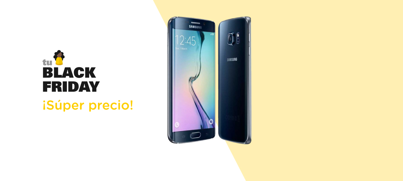 oferta black friday samsung galaxy s6