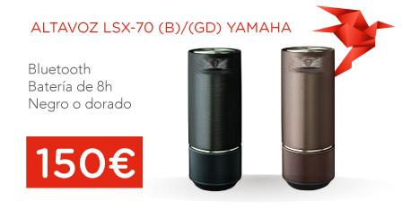 oferta altavoz yamaha