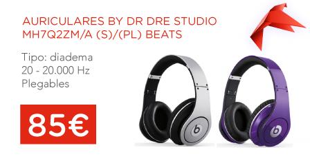 oferta auriculares beast dr dre