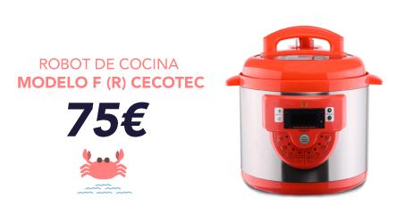 oferta robot cocina