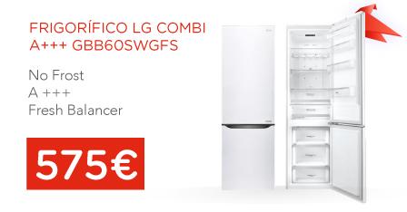 oferta frigorífico LG
