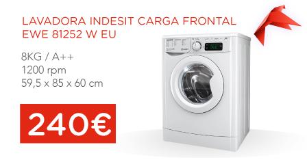 oferta lavadora indesit
