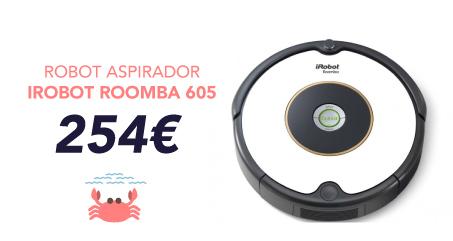 oferta robot roomba