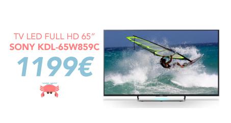 oferta televisor sony