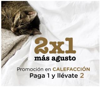2x1 calefa