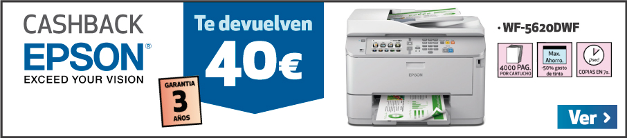 Promocion epson workforce