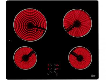 PLACA VITROCERAMICA TEKA TB-600 60CM 4 ZONAS DE COCCION SIN MARCO