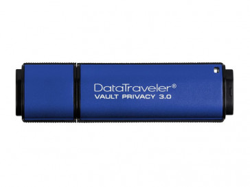DATA TRAVELER VAULT PRIVACY 16GB (DTVP30/16GB) KINGSTON