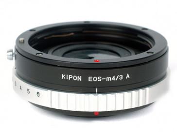 ADAPTADOR CANON EF (EOS) TO MICRO 4/3 KIPON