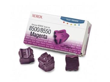 3 COLORSTICK MAGENTA 8500/8550 108R00670 XEROX