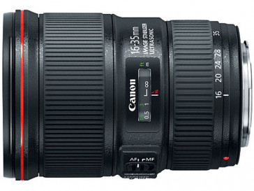 EF16/35 F4L IS USM CANON