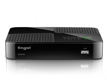 ENGELDROID EN1020K 4K + DVB-T2 ENGEL