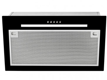 CAMPANA TEKA INTEGRABLE 55CM NEGRA LED GFG-2 40446752