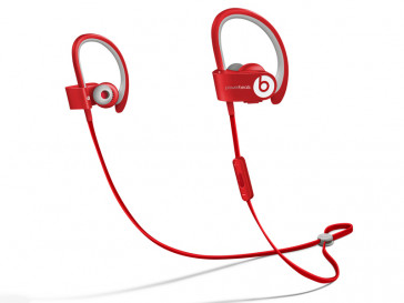 AURICULARES BY DR DRE POWERBEATS 2 IN EAR ROJO BEATS