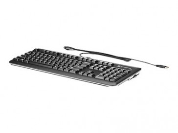 TECLADO USB SMARTCARD CCID (E6D77AA#ABE) HP