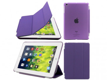 FUNDA IPAD MINI CLICKN FLIP VIOLETA SAMSONITE