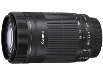 EFS 55/250 F4-5.6 IS STM CANON