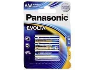 PILAS EVOLTA 12X4 LR03 MICRO PANASONIC