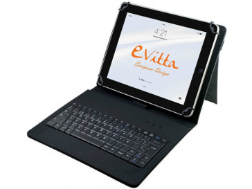 "FUNDA KEYTAB USB 10.1"" EVUN000508 (B) E-VITTA"