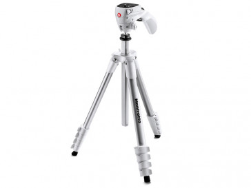 TRIPODE COMPACT ACTION BLANCO MANFROTTO
