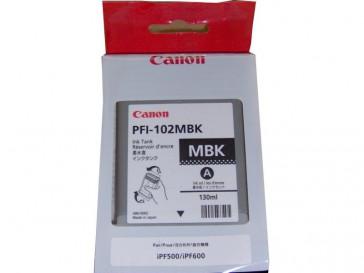 PFI-102MBK CANON