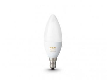 BOMBILLA LED VELA INDIVIDUAL E14 6W (40W) LUZ BLANCA AMBIENTAL PHILIPS