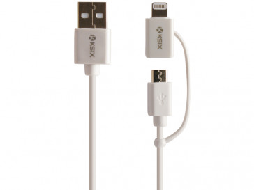 CABLE DATOS/CARGA MICRO USB CONTACT