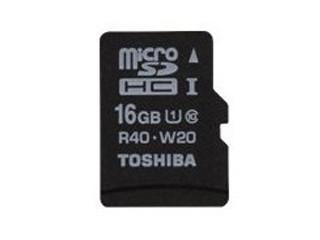 MICRO SDHC 16GB SD-C016UHS1(BL5A TOSHIBA
