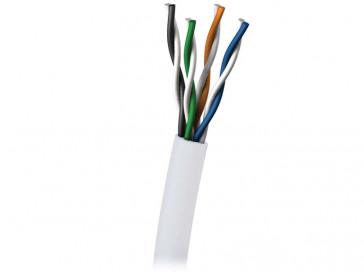 CABLE 305M C5E SOLID 350MHZ UTP PVC BLANCO 88002 C2G