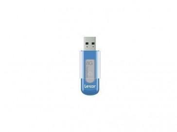JUMP DRIVE 8GB S50 LJDS50-8GBABEU LEXAR