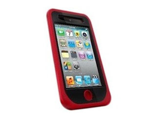 DUO CASE IPOD TOUCH 4 TCDUO4-RD ISKIN