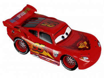 RC RAYO MCQUEEN CARS 2 1:24 DICKIE