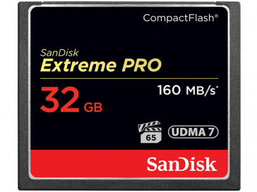 COMPACT FLASH 32GB (SDCFXPS-032G-X46) SANDISK