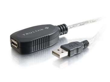 CABLE 12M ACTIVE EXT USB 2.0 81656 C2G