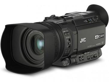 VIDEOCAMARA PROFESIONAL JVC 4K GY-HM170E + EMPUÑADURA KA-HU1