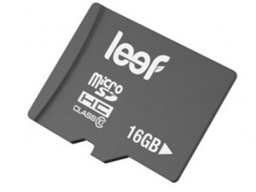 MICRO SDHC 16GB CLASE 10 LFMSD-01610AU LEEF