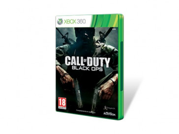 JUEGO XBOX 360 CALL OF DUTY: BLACK OPS ACTIVISION