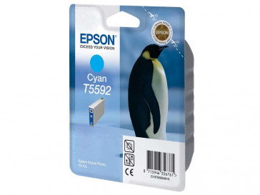 TINTA CIAN C13T55924020 EPSON