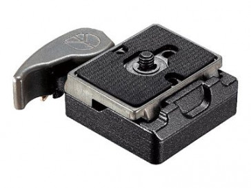 ADAPTADOR ZAPATA RAPIDA RECTANGULAR 323 MANFROTTO