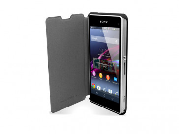 FUNDA EASY FOLIO XPERIA Z1 COMPACT SEEAF0001 (B) MADE FOR XPERIA