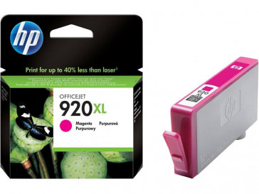 CARTUCHO TINTA MAGENTA 920XL (CD973AE#BGY) HP