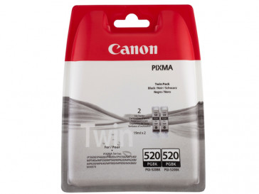 CARTUCHO DE TINTA PGI-520BK (2932B012) CANON
